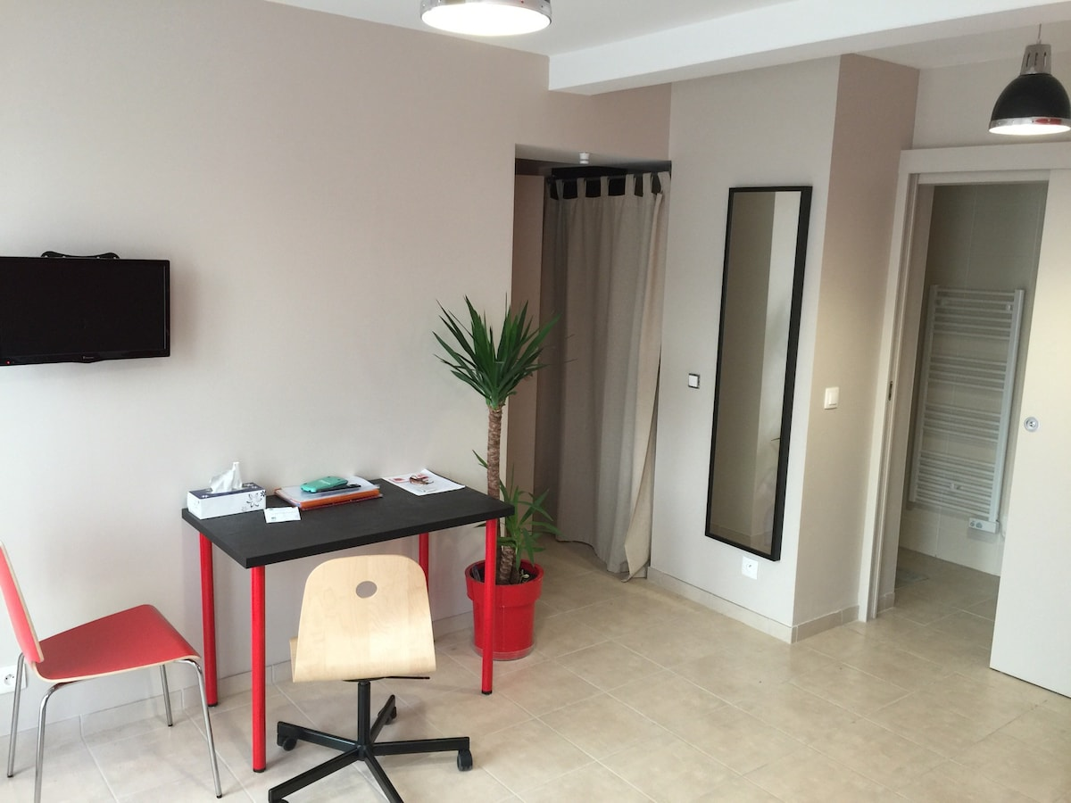 Beau Studio Calme En Centre Ville   Apartments For Rent In Saint Étienne,  Rhône Alpes, France