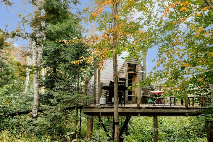 Chimo Refuges Treehouses-CITQ229541-The Stella