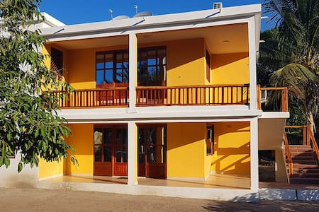 newly built house in Vilanculos