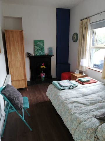 Double room in Cosy cottage