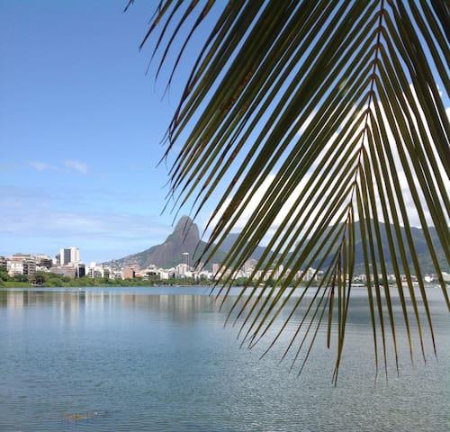 Charming Lagoa - Rio de Janeiro - Huoneisto