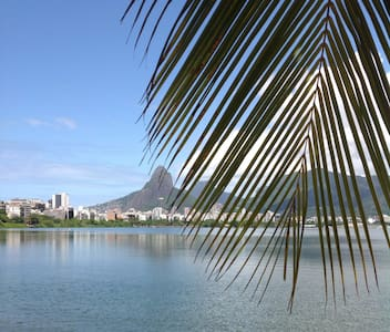 Charming Lagoa - Río de Janeiro