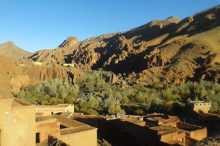 awesome berber house - Tamellalt