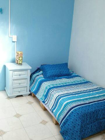 Cómodas habitaciones en San Ángel - Ciudad de México - House
