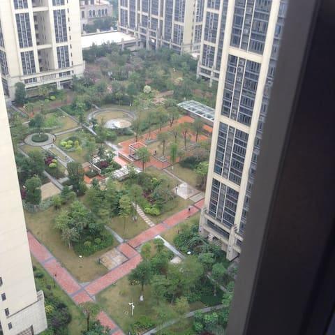 广州新白云国际机场附近花园单房 - Guangzhou - Apartamento