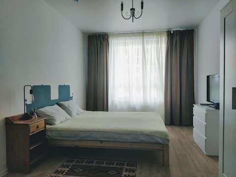 Новая уютная квартира в 10 минутах от м. Саларьево