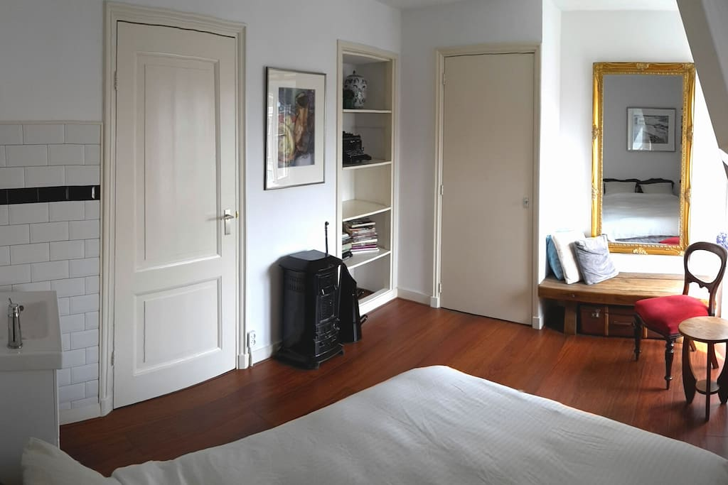 Your room from a different angle