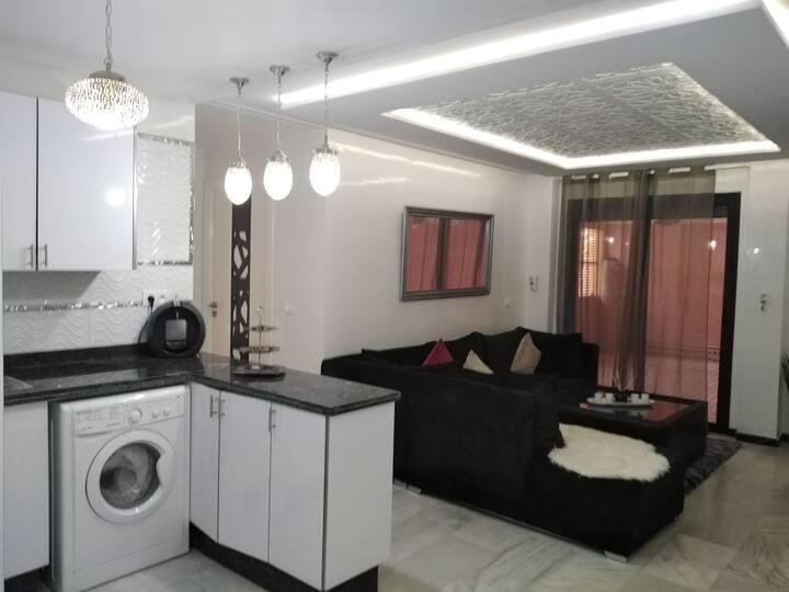 lux appartement de vacance à Marrakech