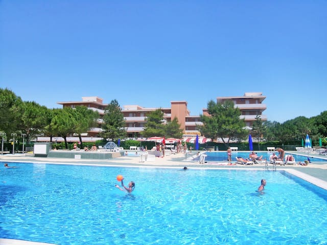 Apartment Residence Valbella for 6 persons