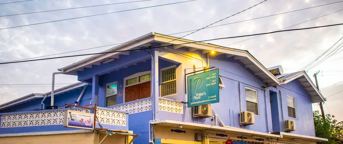 Potters Place GuestHouse: Twin/Double rooms
