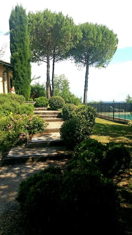 Room with view, Venice - Lamothe-Capdeville - Bed & Breakfast