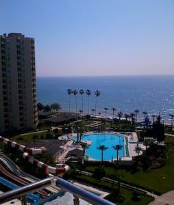 Апартаменты с видом на море - Mersin - Apartment-Hotel