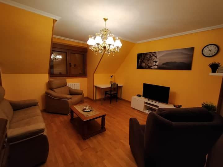 Amplio apartamento en el Camino Norte