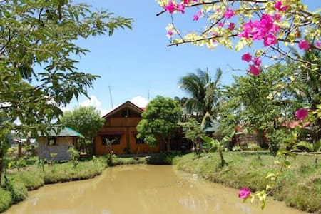 Charming Probinsya-style House - Pagbilao