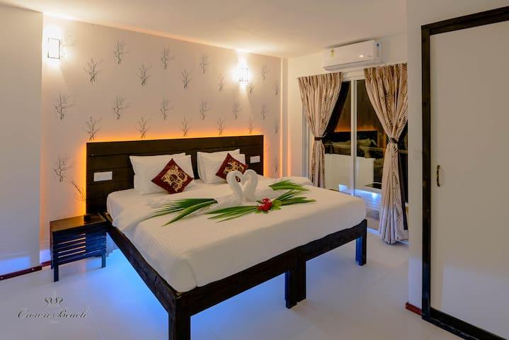 """Crown Beach Hotel(URL HIDDEN) Dhiffushi Maldives - Dhiffushi - Guesthouse"