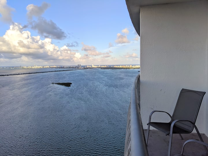 Perfectly Placed Penthouse! In the heart of Miami!