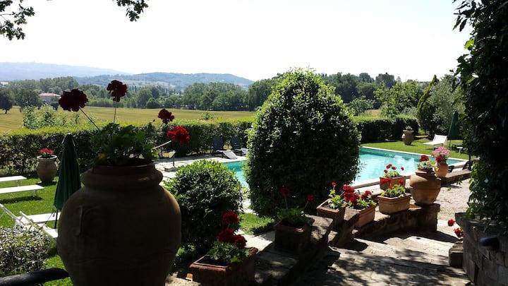 B&B Podere Lamaccia Cetona - Toscana