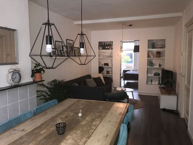 Cosy centrally located apartment great for couples