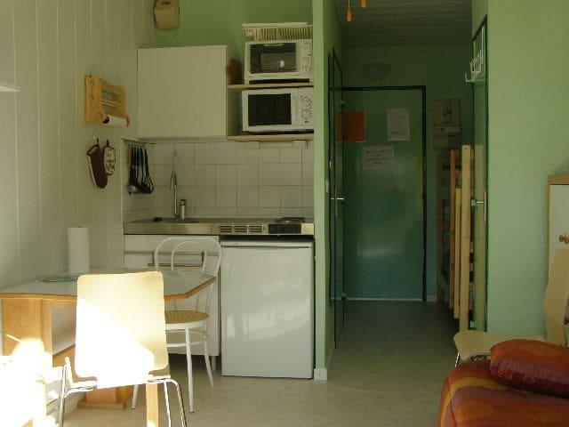 location appartement studio cure lamalou vacance - Lamalou-les-Bains - Apartamento