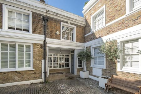 BEAUTIFUL DOUBLE BED IN HEART OF NOTTINGHILL - Λονδίνο