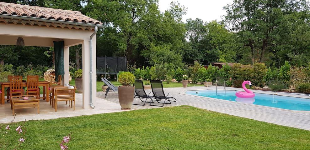 Villa a Callian avec Piscine