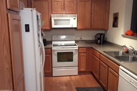 A very nice 1 bedroom 1 bath condo. - Apartment