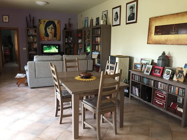 Delightful home in the heart of Tuscany - Empoli - Appartement