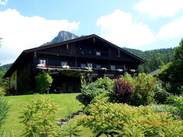 Fuschl am See: Doublroom with balcony and lakeview - Fuschl am See - Bed & Breakfast