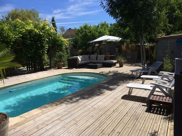 1500 (Formally Lieu Dit Le Bourg) - Saussignac - Bed & Breakfast