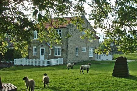 Flat A, The Green, Hutton-le-Hole - N York Moors.
