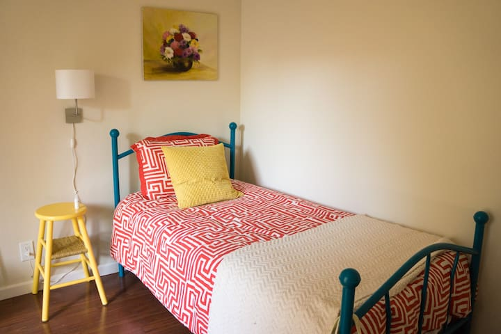Private Bed & Bath in San Jose! - San Jose - Casa