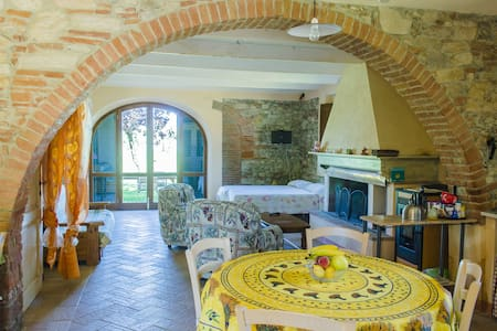 Tuscany apartment, Sea, food, wine! - Castagneto Carducci - Apartemen