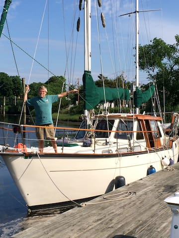 38 Ft Motor Sailor Day/Eve Cruise - Milford - Barco