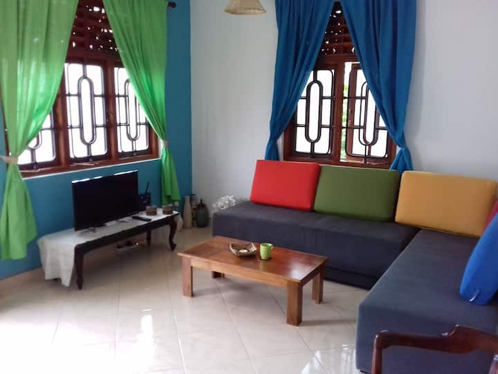 >>>Fully Equipped Apartment close to the beach<<<