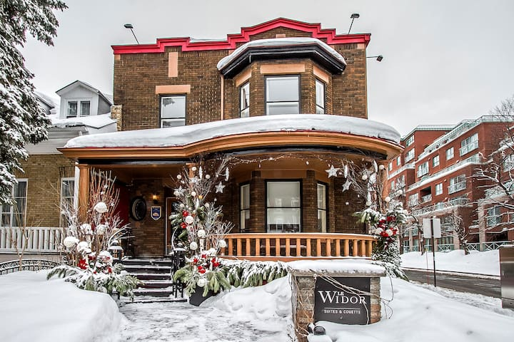 Le Widor, petit hôtel - Quebec - Bed & Breakfast