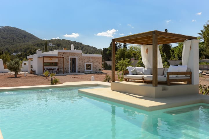 Ibiza cozy villa with swimming pool Villa Harmony - Ibiza - Talo