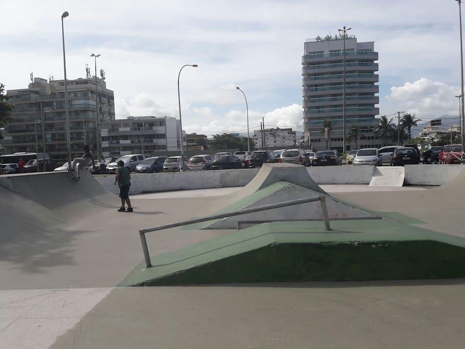 Pista Praça do skate