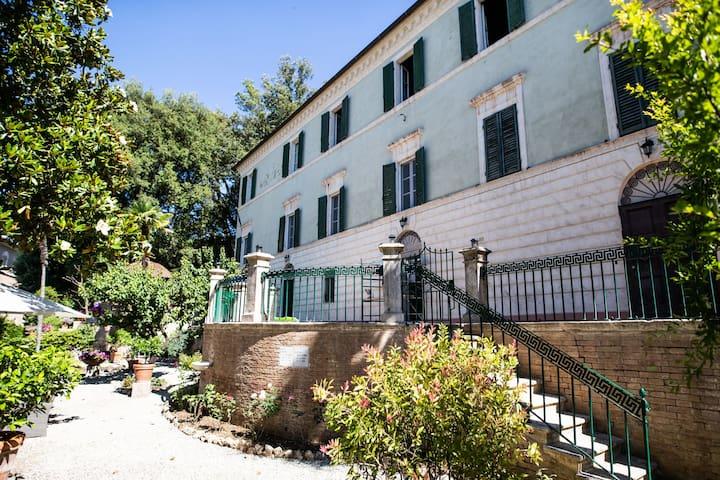 Villa Bonelli - La Magnolia Apartment