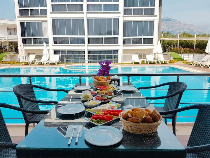 Relaxing and Comfortable Apartments in KEMER