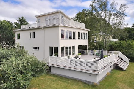 For families - near town & bay - Danderyd