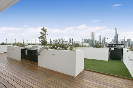 Delightful NEW modern apartment close to the CBD - South Melbourne - Apartment