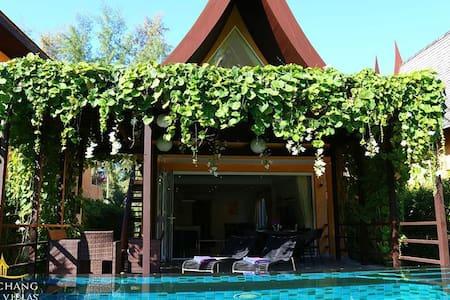 Holiday Pool Villa 61E - Ko Chang - Vila