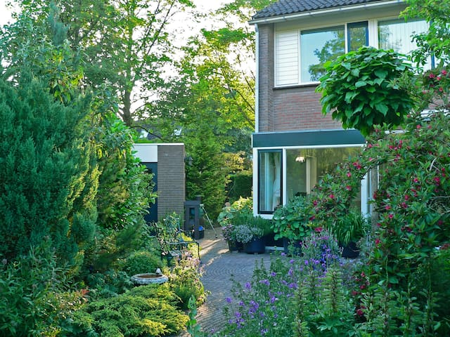 Familyhouse 20 min. from Amsterdam - Hoofddorp - House