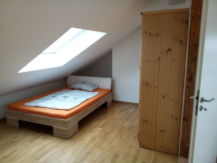 Little roof apartment 140 cm bed