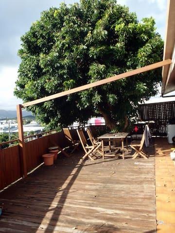 Haut de villa F4 - Noumea - Apartamento