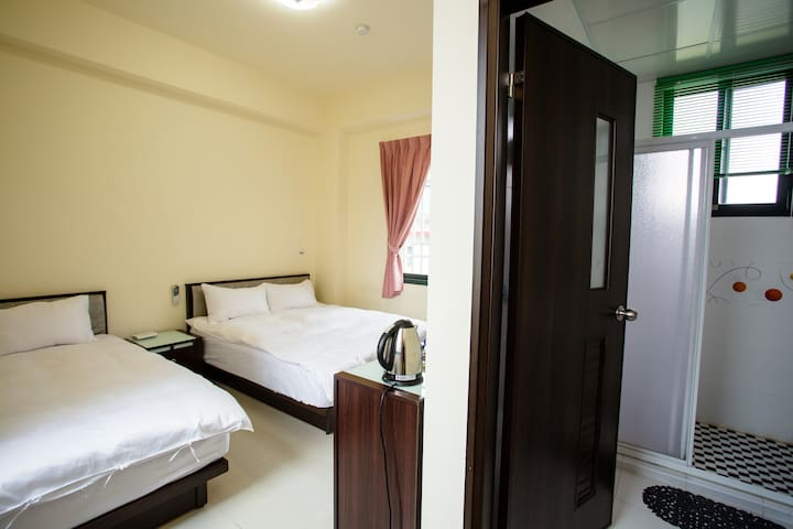 三人套房 Triple Room - Guanshan Township - Bed & Breakfast