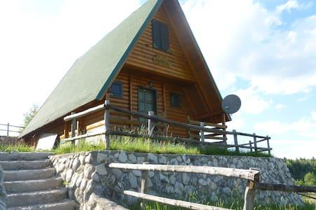Vila Mimoza - Žabljak - Zomerhuis/Cottage