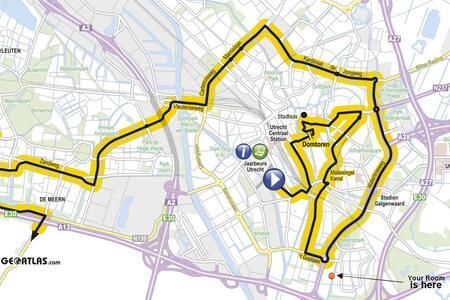 Tour de France +Russian Hospitality - Utrecht
