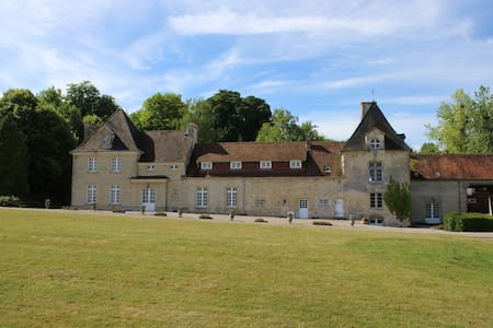 Traditional Domaine in Normandie - Villedieu-lès-Bailleul