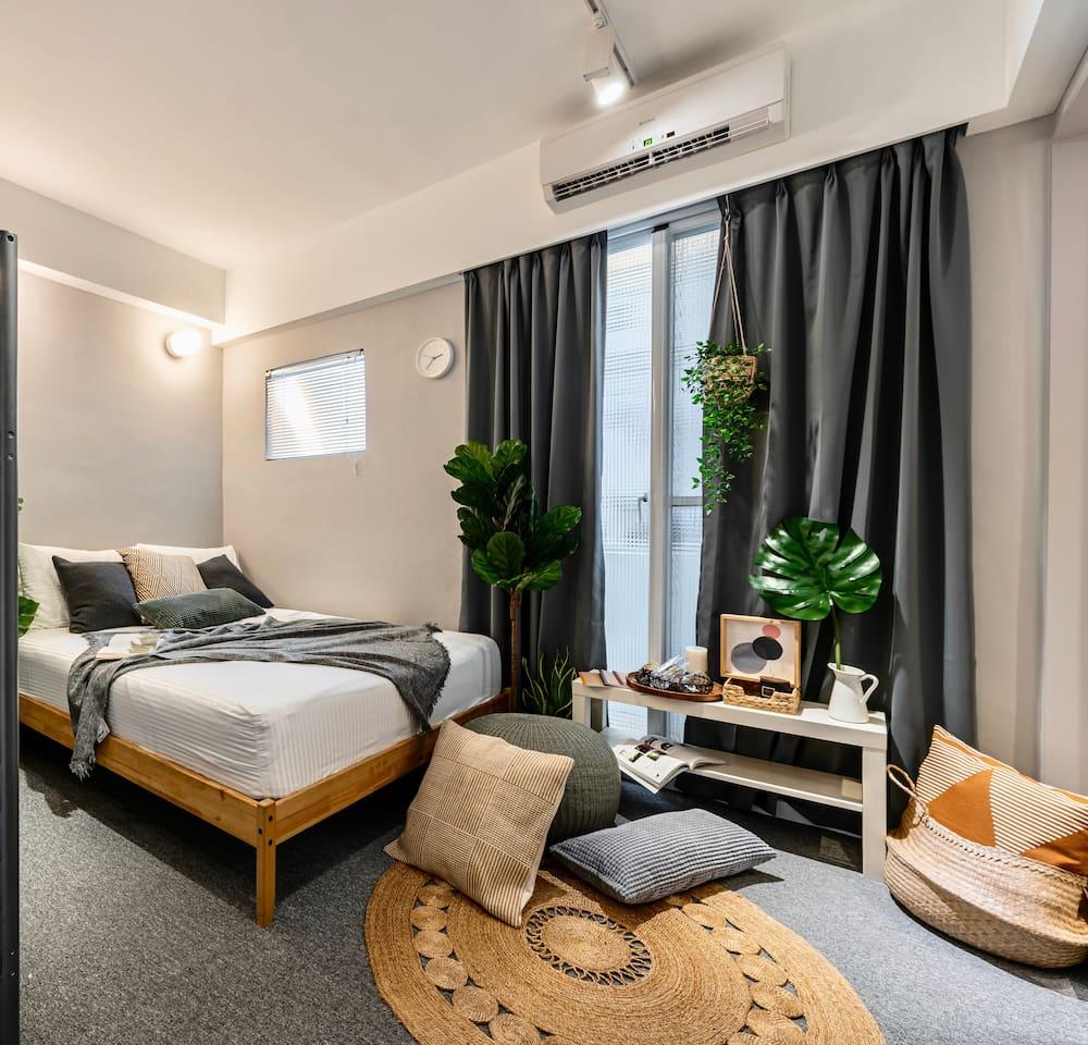 雙人套房 Double suite